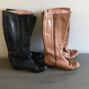 2 PAIR CORSO COMO CLASSICS RIDING BOOTS